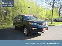This 2011 Kia Sorento Sx is loaded with features. It