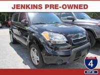 LOW MILES, This 2011 Kia Soul + will sell fast