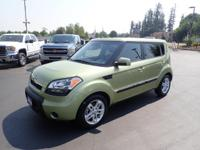 This 2011 Kia Soul is complete with top-features such