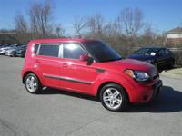 This outstanding example of a 2011 Kia Soul + is