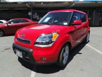 Look at this 2011 Kia Soul . Its Automatic transmission