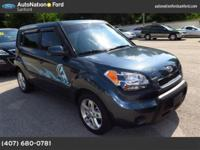 2011 Kia Soul Our Location is: AutoNation Ford Sanford