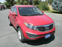 Body Style: SUV Engine: 4 Cyl. Exterior Color: Red