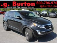 2011 Kia Sportage EX ***ALL WHEEL DRIVE, Sportage EX,