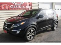 There isn't much that this all-wheel-drive Kia Sportage
