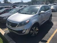 Looking for a clean, well-cared for 2011 Kia Sportage?