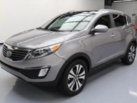 This awesome 2011 Kia Sportage comes loaded with the