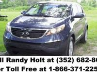 2011 Kia Sportage Gainesville FL  near Lake City, Ocala
