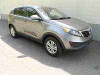 2011 Kia Sportage AWD, ONE OWNER! It has all the power