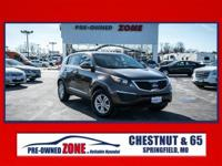2011 Kia Sportage LX All Wheel Drive in Sand Track with