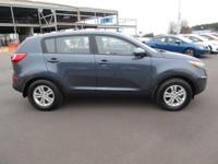 Land a score on this 2011 Kia Sportage LX before