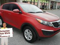 2011 Kia Sportage Sport Utility LX Our Location is: