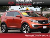 This 2011 Kia Sportage SX is proudly offered by Premier