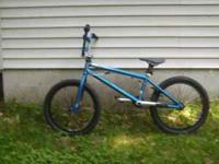 2011 Kink Launch BMX bike. Bought new from Dick Sonne's
