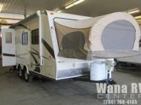 This is a beautiful 2011 Kodiak 181E Expandable Hybrid