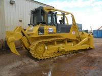 Ripper Front Sweeps Rear Side Screen Bulldozers Crawler