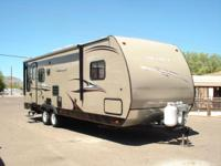 2011 Komfort Resort Model: 276RL 29 FT **** 1 SLIDE