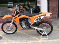 2011 KTM 250 SX-FWhen you have a bike in your range