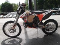 2011 KTM 300 XC-W TOO MANY EXTRAS TO LIST!! the