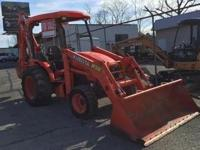 2011 KUBOTA M59, Engine: 59 HP, 422 hours, Exterior: