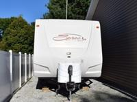 **PRICE REDUCED**This is a 1 OWNER-LIKE NEW CAMPER!!
