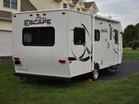We are sadly selling our 2011 KZ Spree Escape. Forget