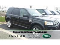 This 2011 Land Rover LR2 HSE comes with Climate Comfort