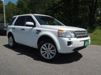 This 2011 Land Rover LR2 4dr HSE 4x4 SUV features a 3.2