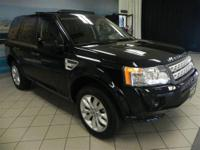 This beautiful Land Rover LR2 has LOW MILES and