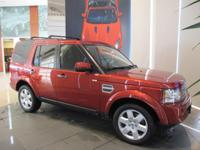 6 year 100,000 mile Land Rover Select warranty and 0.9%