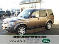 2011 Land Rover LR4 Nara Bronze with Almond/Arabica