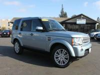 Options:  2011 Land Rover Lr4 Base 4X4 4Dr