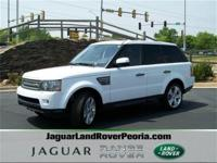 This 2011 Land Rover Range Rover Sport Super Charged in