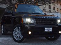 One look at this Land Rover Range Rover and you will