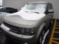 2011 Land Rover Range Rover Sport HSE NAVIGATION,