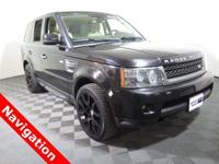 2011 Land Rover Range Rover Sport HSE Series with a