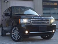 This Land Rover Range Rover is an excellent value for
