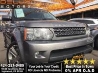 The right choice for any adventure, our 2011 Land Rover