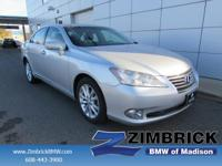 Options:  2011 Lexus Es 350 4Dr Sdn|4-Wheel Abs|4-Wheel