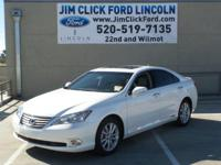 PREMIUM & KEY FEATURES ON THIS 2011 Lexus ES 350
