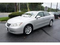 2011 Lexus ES 350. Light Gray Leather. High-quality