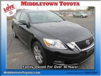 2011 LEXUS GS 350 4dr Car Our Location is: Middletown