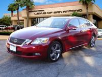 GS 350 trim. L/ Certified, LOW MILES - 40,104!