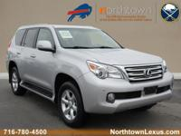 Load your family into the 2011 Lexus GX 460! This is an