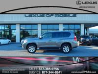 Introducing the 2011 Lexus GX 460, step in and get