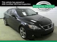 2011 Lexus IS 250 4dr Sport Sdn Auto RWD Our Location