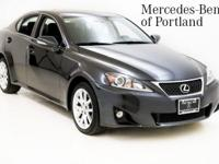 2011 LEXUS IS 250 BASE Our Location is: Mercedes Benz