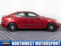 Clean Carfax Two Owner AWD Sedan with Navigation!