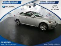 Look at this 2011 Lexus IS 250 . Its Automatic