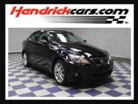 Options:  2011 Lexus Is 250|Obsidian/Black|V6 2.5L